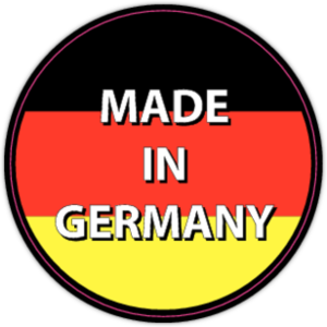 Наклейка Made In Germany