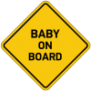 Baby on board 2