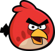 Angry Birds Red 002