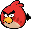 Angry Birds Red 004