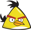 Angry Birds Yellow 002