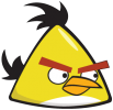 Angry Birds Yellow 003