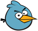 Angry Birds Blue 002
